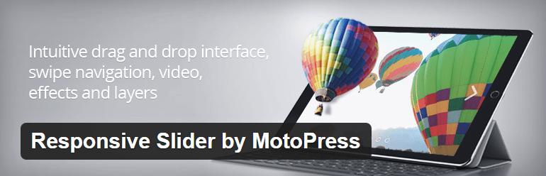 wordpress plugin gratis slideshow sito web online