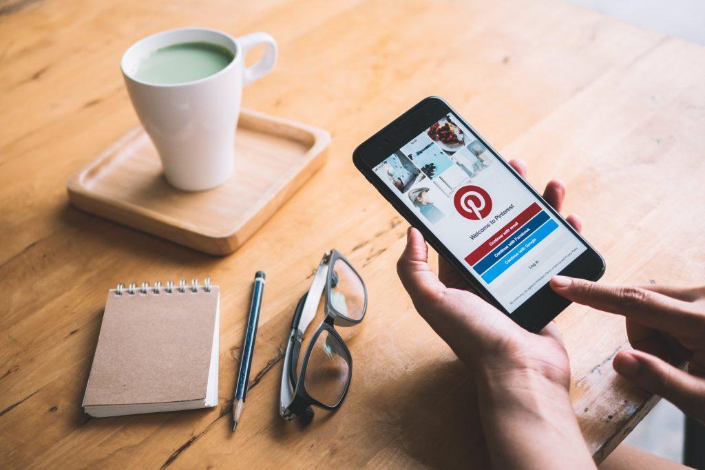 pinterest stress social profilo online web
