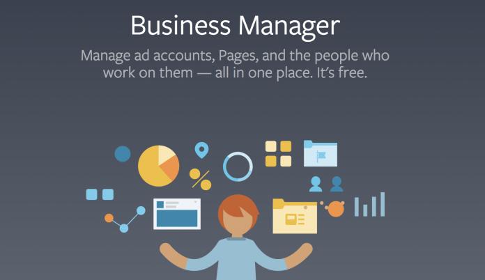 facebook business manager social web online