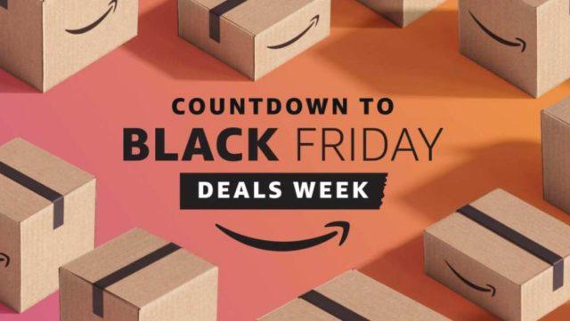 black friday amazon shopping online